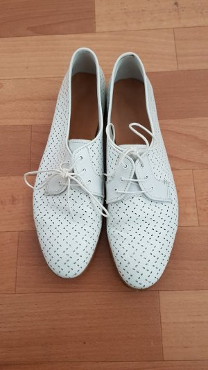 Heschung Business Shoes white