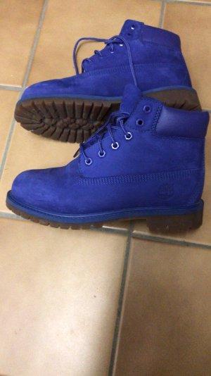 Timberland Zapatos brogue azul