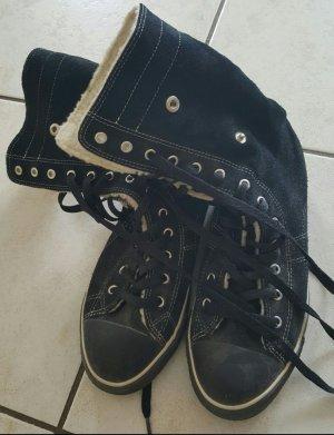 Aanrijg laarzen blauw