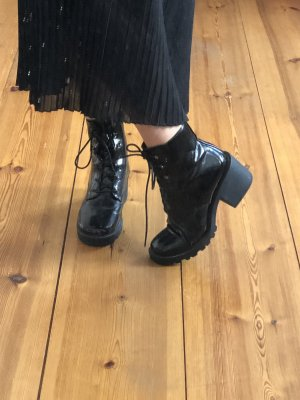 Asos Lace-up Boots black