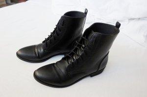 H&M Aanrijg laarzen zwart