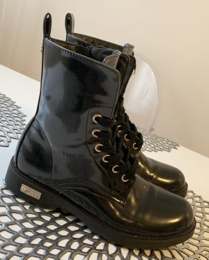 Guess Lace-up Boots black