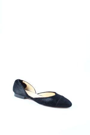 Scho Shoes Milano Ballerinas schwarz Elegant