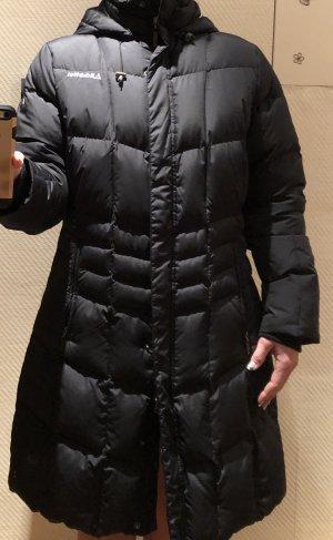 Schöffel Abrigo de plumón negro