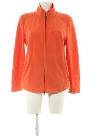 Schöffel Fleece Jackets light orange casual look