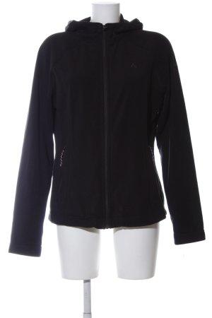 Schöffel Fleece Jackets black casual look