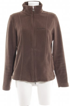 Schöffel Fleece Jackets brown athletic style