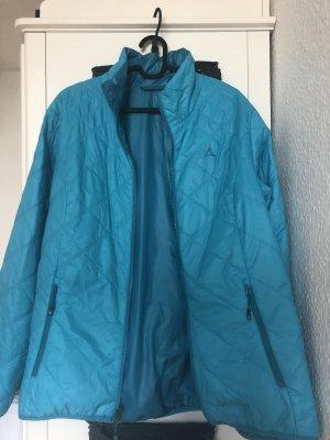 Schöffel Quilted Jacket cadet blue
