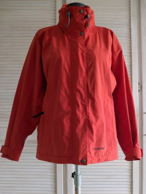 Schöffel Outdoor Jacket bright red synthetic fibre