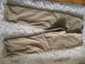 Schöffel Pantalone da neve beige-color cammello
