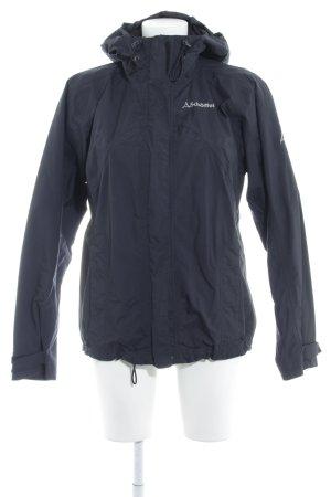 Schöffel Outdoor Jacket dark blue casual look