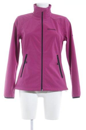 Schöffel Softshelljacke pink Casual-Look