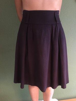Miss Sixty Midi Skirt brown violet-dark violet