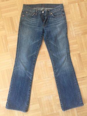 Schöne 7forallmankind Bootcut Jeans