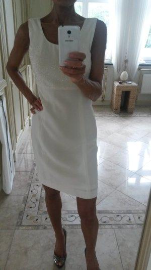 Schöne Abendkleid ^Standesamt creme/weiß!