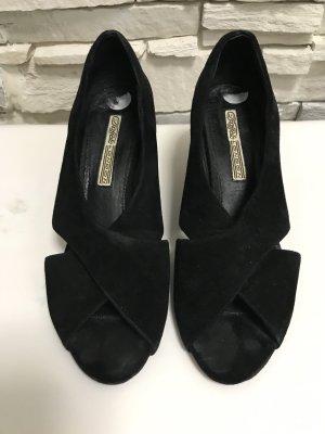Schöne Absatz Schuhe von Buffalo Gr 37