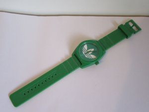 Adidas Watch green