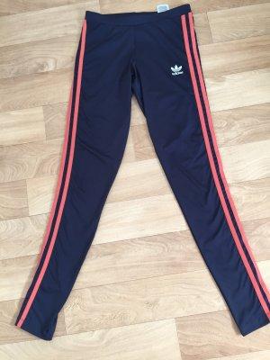 Adidas Leggings azul oscuro-magenta