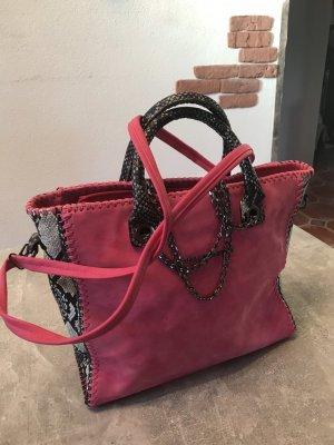 Schöne auffallende, flippige Handtasche