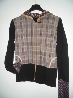 Shirt Jacket multicolored mixture fibre