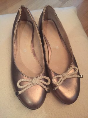 s.Oliver Ballerines Mary Jane bronze