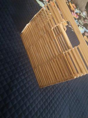 Schöne bamboo clutch