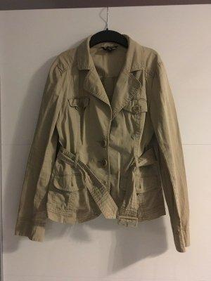 Schöne beige Jacke von H&M
