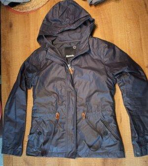 Schöne Bench Jacke blau mit Weste Gr. M L