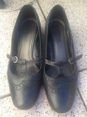 Schöne bequeme Echtleder Schuhe
