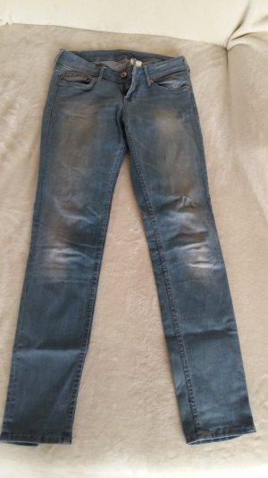 schöne blau-graue Jeans