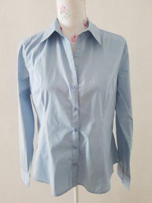 H&M Camicia a maniche lunghe azzurro