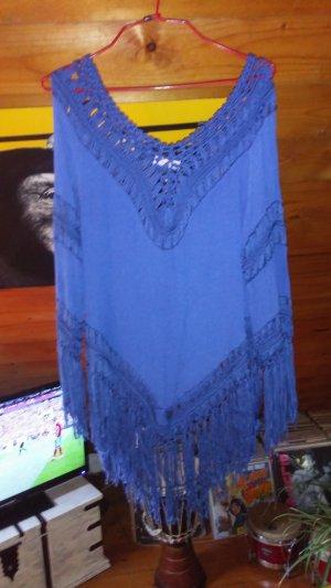 Schöne Blaue Bluse