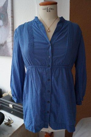 Schöne Blaue Bluse von Orsay Gr. 36/38