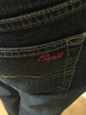 Schöne blaue Esprit Jeans regular, Gr. 38