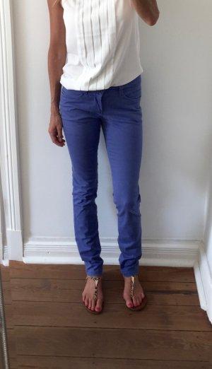 schöne blaue Hose von CARAMELO * Gr. 36 S (27)