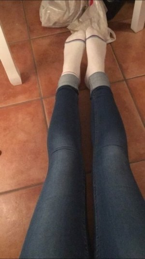 Schöne Blaue Only Hose