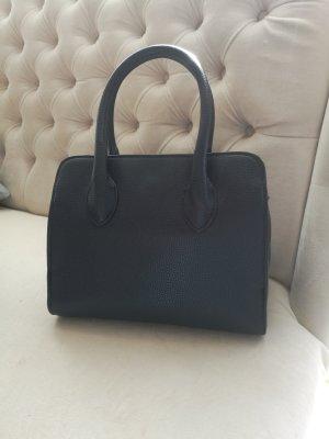 schöne blaue Tasche