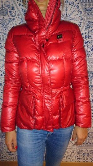Blauer Down Jacket red