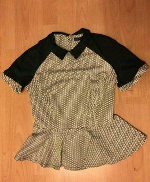 schöne Bluse - Gr. 36 (fällt aus wie 34)