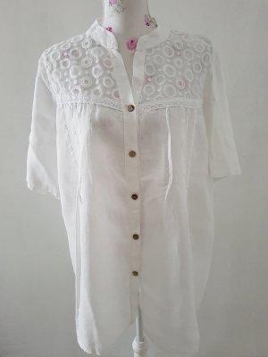 Schöne Bluse-Hemd  von Italy  Gr 48