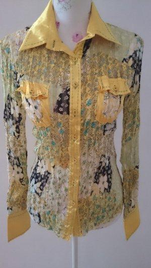 Schöne Bluse-Hemd von Portre Gr 38