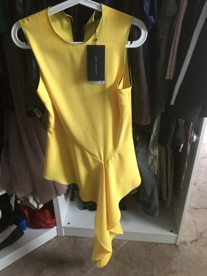 Schöne Bluse in gelb