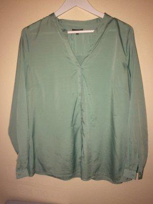 Schöne Bluse in mint - modern - schick - guter Zustand