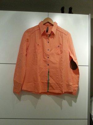 """Schöne Bluse in Orange Größe """"M"""""""