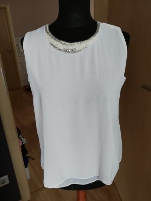 Made in Italy Blouse topje wit