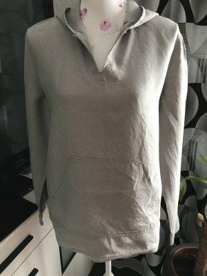 Schöne Bluse mit Kapuze von Gap Gr M