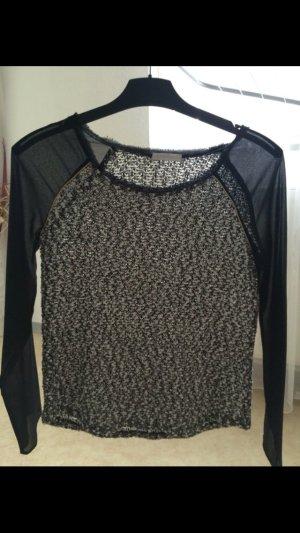 Schöne Bluse schwarz