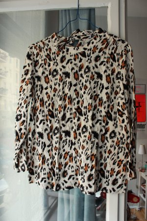 Schöne Bluse Top &other stories Gr.38 Leopard