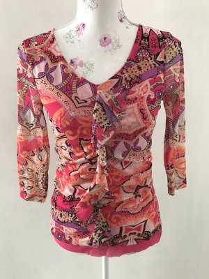 QS by s.Oliver Blouse multicolore
