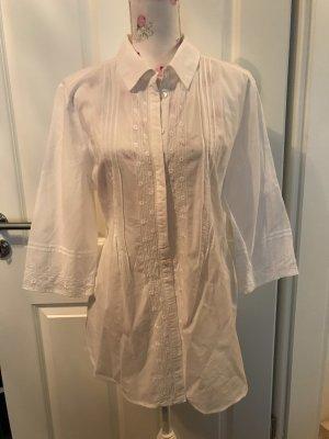 C&A Blusa larga blanco